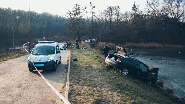 «Нашли полураздетой у озера»: Установлена личность погибшей женщины в Киеве