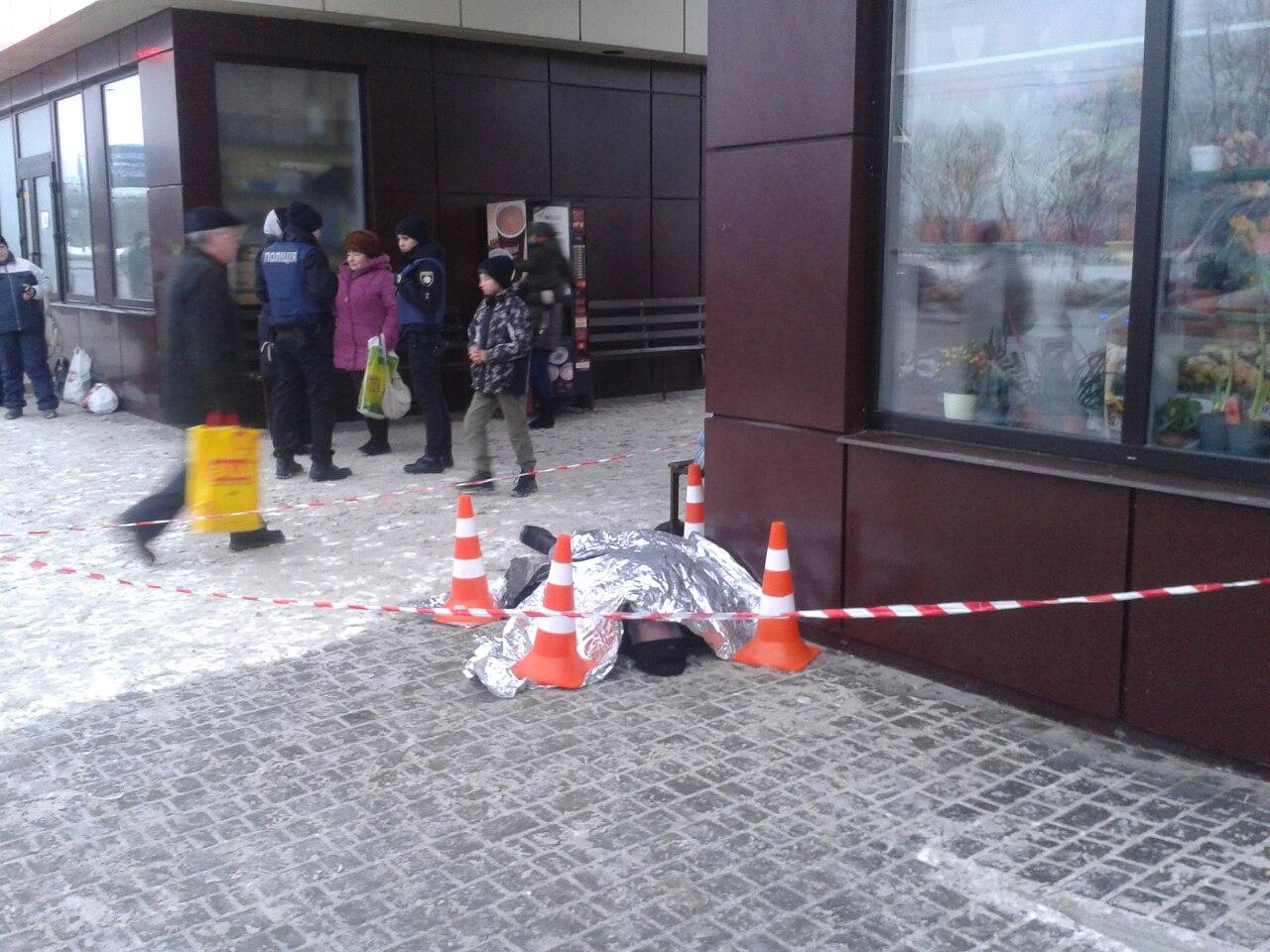 Новогодний сюрприз для шефа: в Запорожье после корпоратива зверски убили руководителя