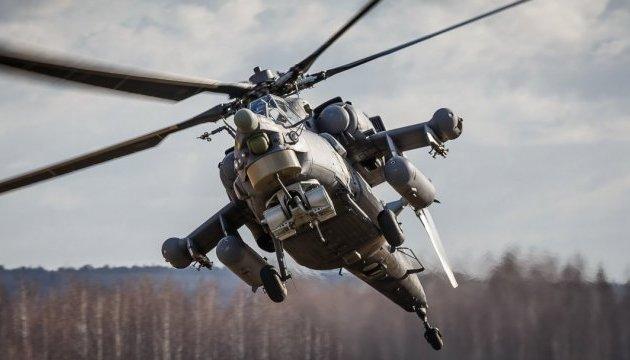 Все погибли! Ночью разбился российский вертолет с военными. Работают спасатели