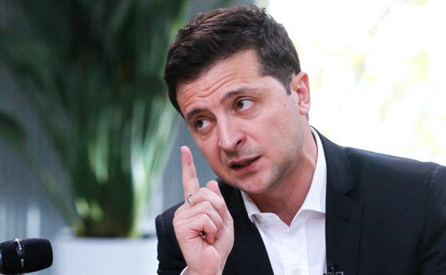 «Я не согласен»: Зеленский выступил против главного требования Путина по Донбассу