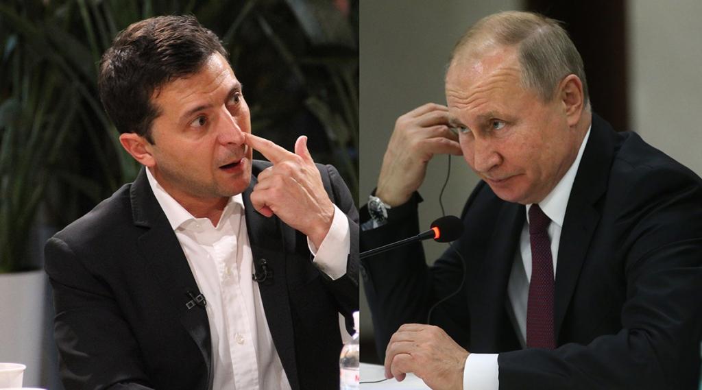 «Могу еще хоть сто раз!»: Зеленский впервые рассказал о рукопожатие с Путиным. «Если завтра нам…»