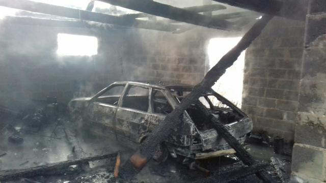 Ожоги по всему лицу: на Львовщине произошел страшный пожар. Здание разрушено!