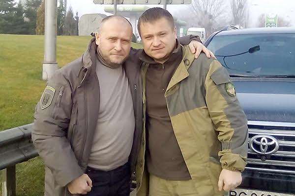 «5 лет провел на фронте»: Ярош просит украинцев о помощи. У известного военного рак желудка
