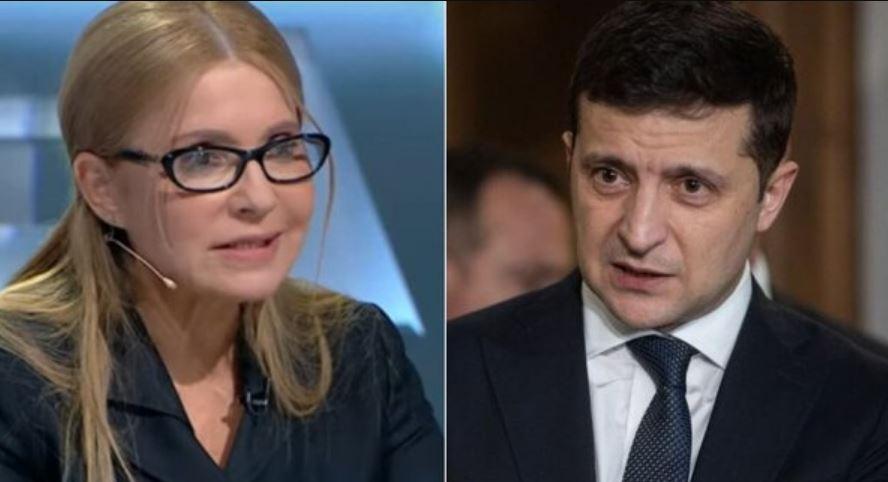 Тайная встреча Леди. Ю! Тимошенко лично просила Зеленского. Президент непреклонен — ей конец