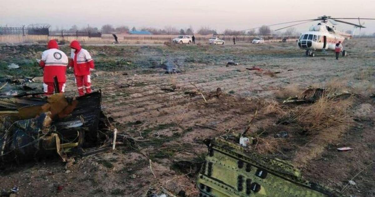Авиакатастрофа украинского самолета: Первые данные черного ящика. «У пилота не было …»