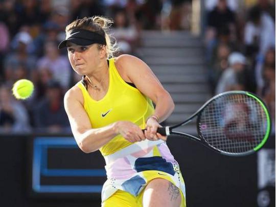 «Явно не ее турнир»: Свитолина эпически проиграла и вылетела с Australian Open