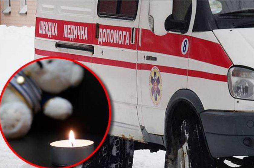 «С Рождеством вас, дорогие спасатели»: Ребенок захлебнулся рвотой, так и не дождавшись медиков. Крик отчаяния матери