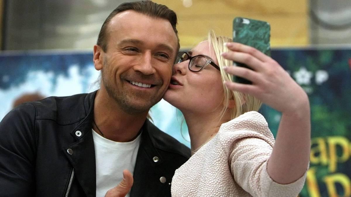 «Абсолютно счастливый человек» Олег Винник впервые рассказал о своей любимой женщине. «Это не Таюне?»