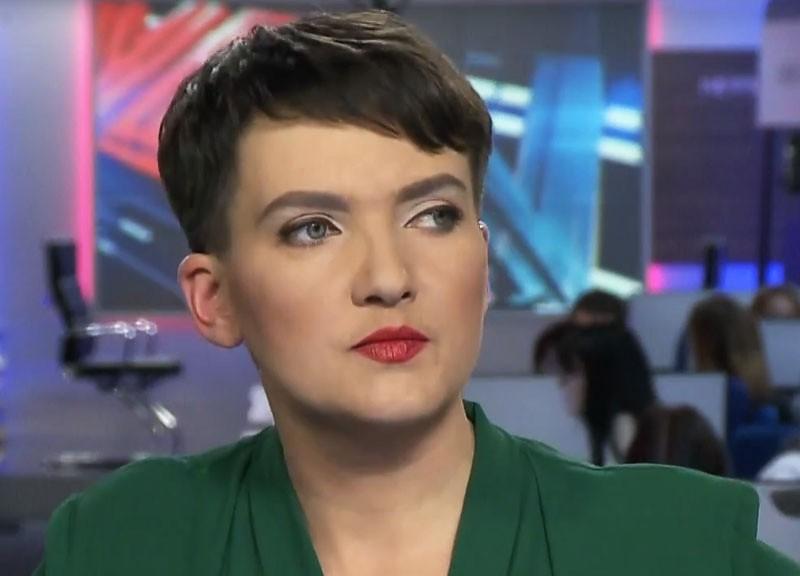 «Потом надо будет студию освятить»: В Сети обсуждают новый имидж Надежды Савченко. «В лягушку не превратилась?»