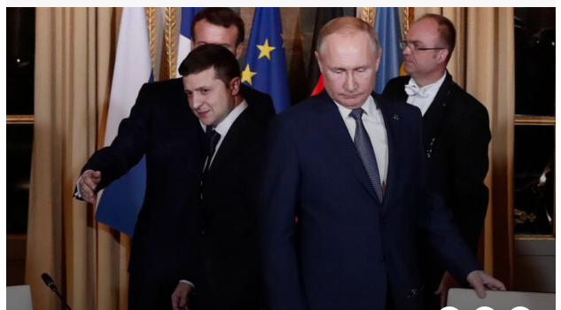 «Будет возможность — через…»: Зеленский рассказал про обязательную встречу с Путиным. Раскрыл подробности