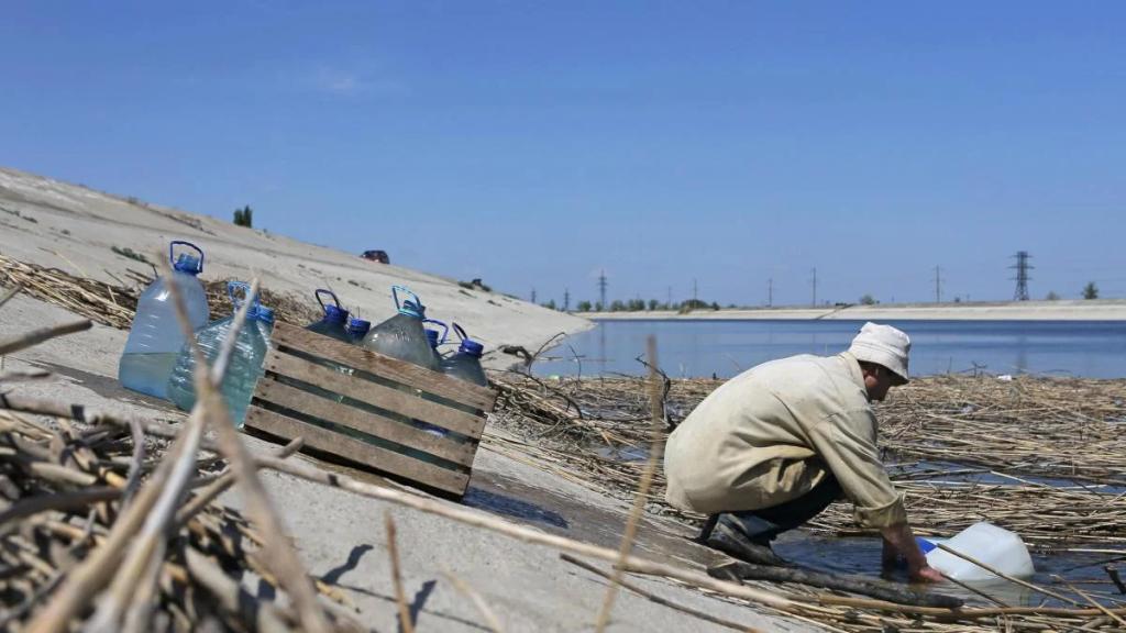 Все меньше воды. Крым на грани экологической катастрофы. Даже не думают что-то делать