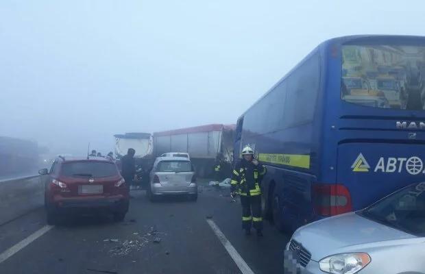 Адская авария. Трагическое ДПТ под Одессой всколыхнуло страну. 11 машин