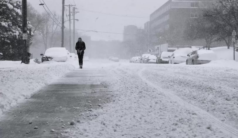 Штормовое предупреждение: погода в Украине в последние дни января резко изменится. Одевайтесь теплее!