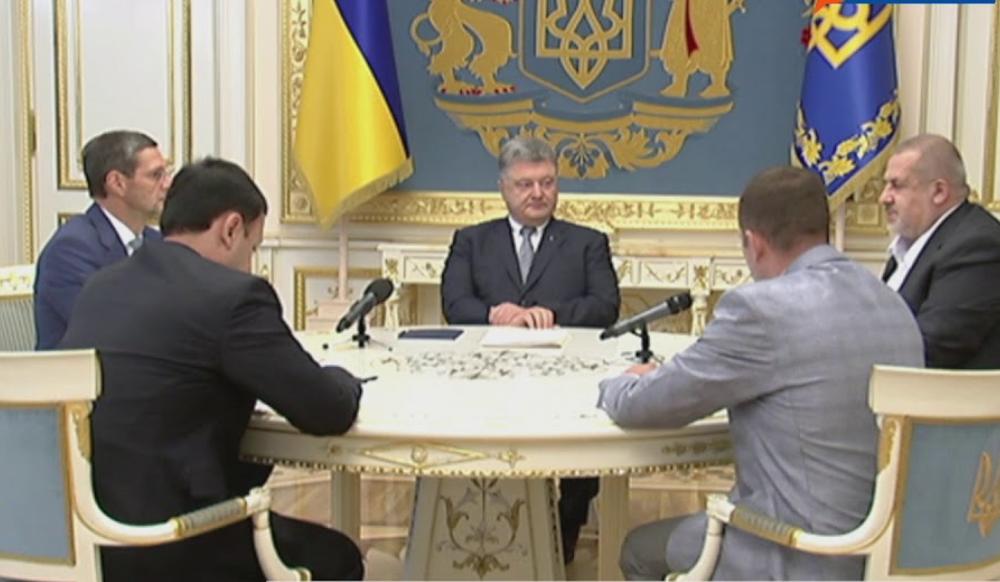 Соратнику Порошенко не уйти! Его предупредили. Границы для него закрыты