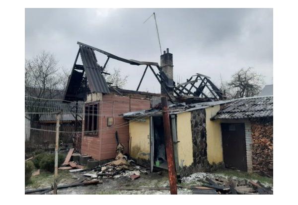 Львовскую область потрясла страшная трагедия. Пожар унес жизни двух человек