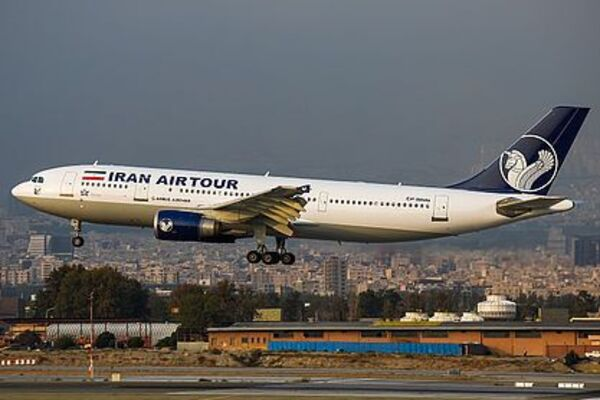 К месту назначения так и не долетели: новое ЧП с самолетом в Иране