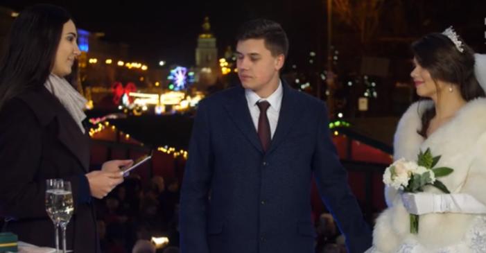 Ждала его из русского плена: самый молодой освобожденный моряк Андрей Эйдер женился в новогоднюю ночь