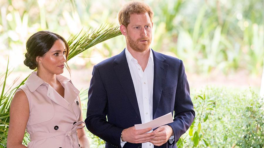 «Мне очень грустно, но …» Принц Гарри впервые прокомментировал уход из королевской семьи