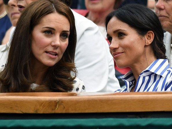«Специально распускала сплетни о любовнице»: Меган Маркл хотела разлучить Кейт Миддлтон и принца Уильяма. «Противно»