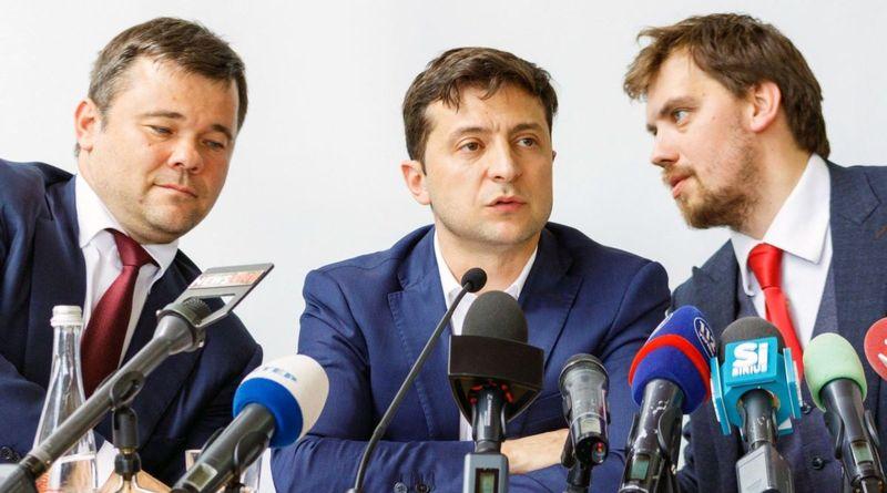 «Гончарук никто и звать его никак!» Премьер и Офис президента объявили откровенную войну Разумкову — источник