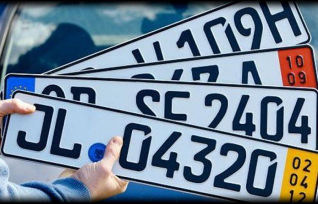 С 1 апреля! В Украину не будут пускать авто с определенными номерами. Что нужно знать