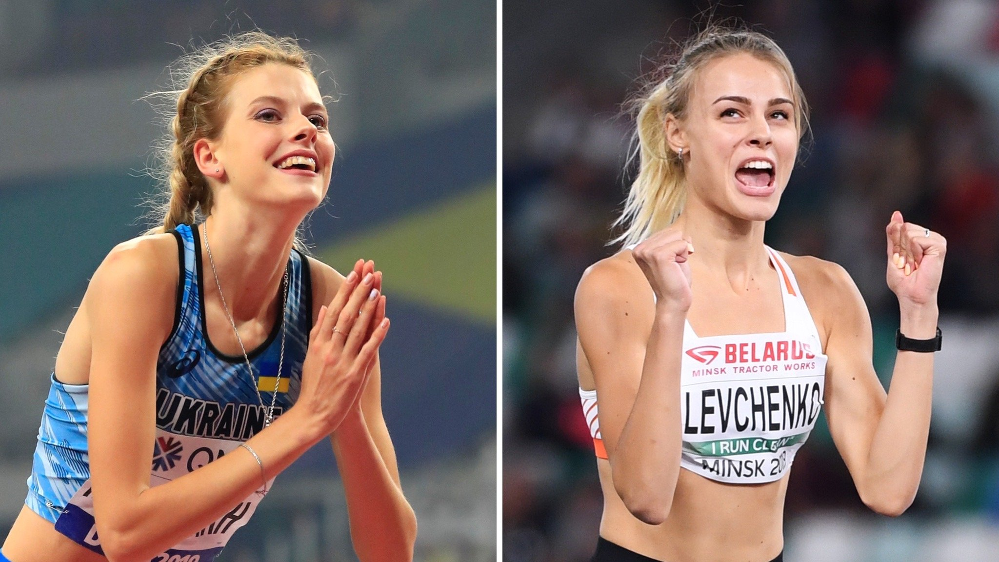 Украинские легкоатлетки завоевали первенство. Фаворитки международных соревнований!