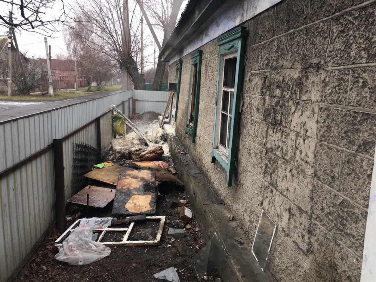 Львовян потрясла страшная трагедия! Страшный пожар отобрал жизнь хозяина дома. Невыключенные утюг или гирлянда…