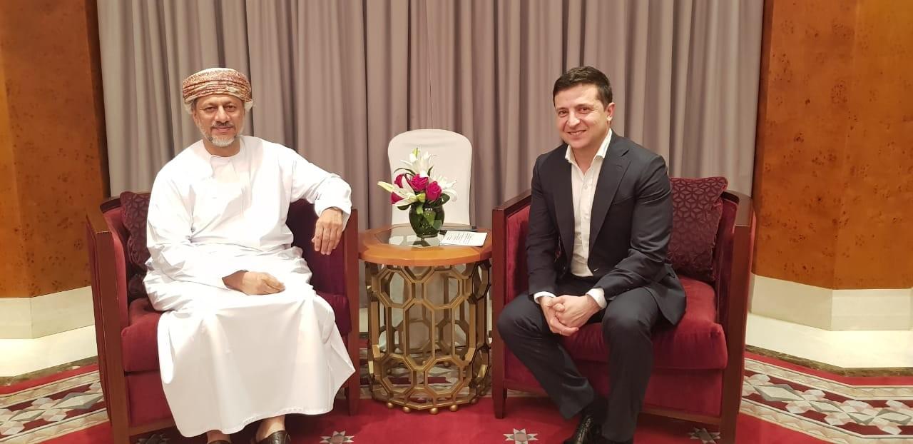 У порохоботов истерика: раскрыты подробности встречи Зеленского с лидером Омана. Реальный шанс!