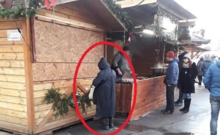«Мы же меняемся …»: Неожиданный поступок продавца на новогодней ярмарке во Львове