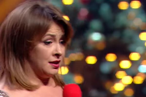 «Чего ты ходишь сюда?»: в новогоднюю ночь Елена Кравец расплакалась из-за Зеленского