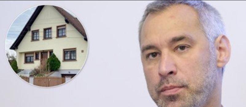 «В элитном французском поселке» В Сети показали дом Рябошапки за полмиллиона евро. «Откуда деньги?»