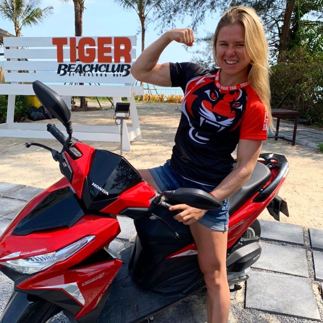 «Это был ад.» Украинская спортсменка попала в ужасное ДТП в Таиланде. «Проверка на прочность»