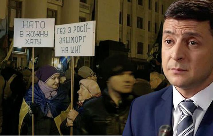 «Готовят уже!»: Зеленского ждут провокации, массово будут «рвать». «Начнут оскорблять и унижать публично»