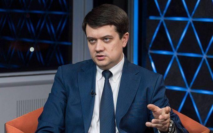 «Срочное заседание согласительного совета!»: Разумков резко отчитал депутатов. «Чтобы не было таких вопросов»