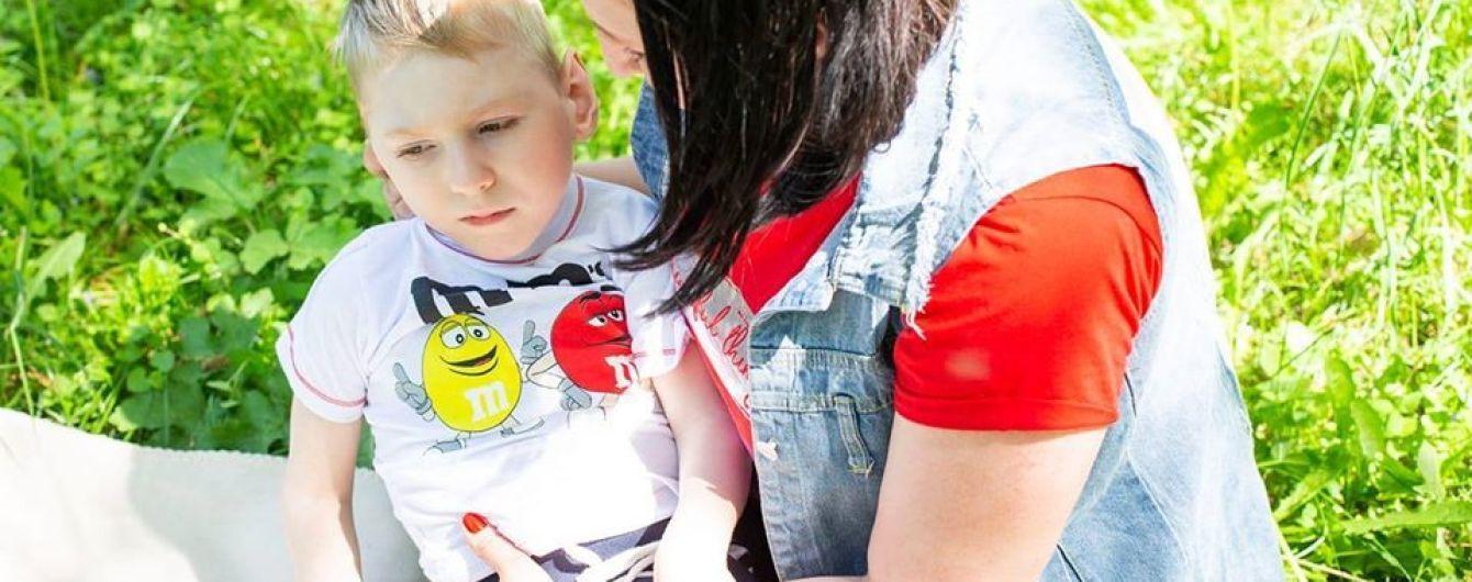 «Мой Сашенька — сильный, но …» Мама мальчика просит неравнодушных о помощи