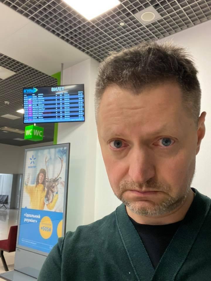 Закон для всех. Известного россиянина прогнали из Украины. Ему здесь не место