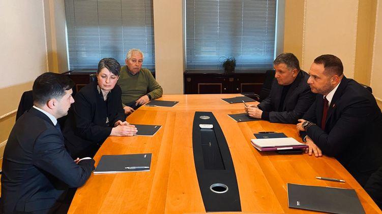 Вместе с Аваковым! Зеленский в Италии провел экстренную встречу В центре внимания
