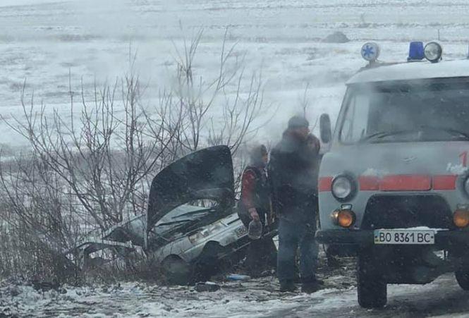 Жуткая ДТП на Тернопольщине. Трагически погиб известный украинский чиновник. Не было шансов