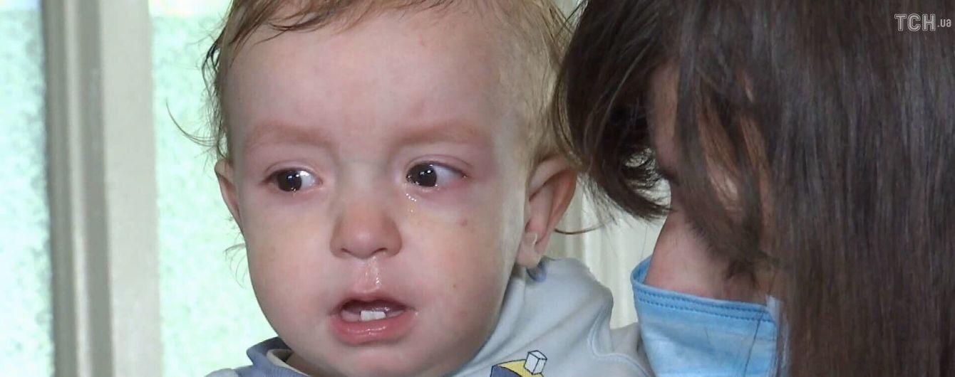«Спасительная трансплантация это еще не все»: Саша просит помощи у неравнодушных украинцев