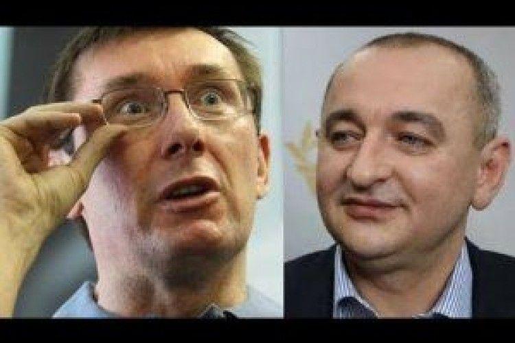 «Как Юра берет взятку в особо крупном размере»: Матиос сдаст Луценко «с потрохами», однако есть одно «но» — источник