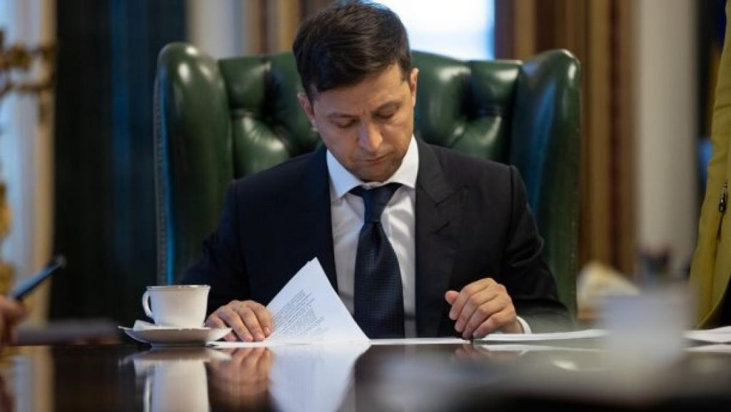Указ подписан! Громкое назначения от Зеленского. Уже приступил к работе