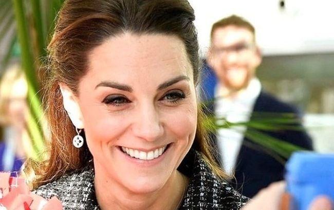 «Настоящая восточная красавица» Образ Кейт Миддлтон на престижной премии подорвал Сеть. Уже надевала это платье
