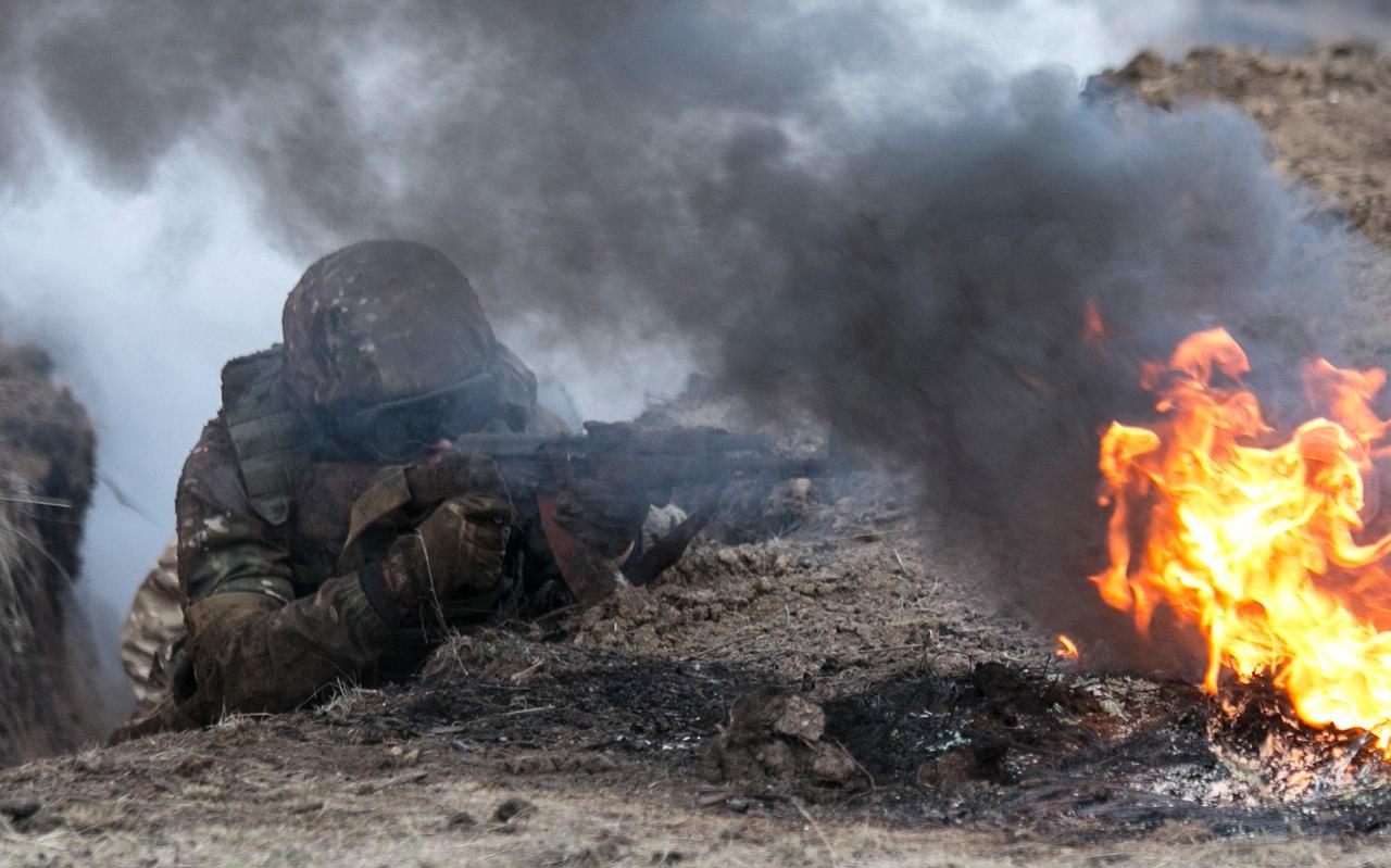 Черный вторник: на Донбассе утром начался масштабный бой. Украина несет страшные потери