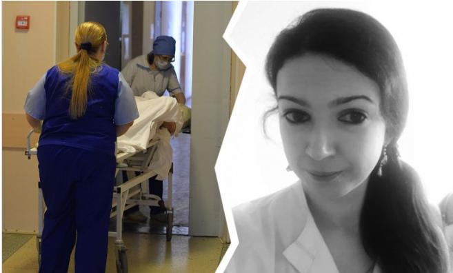 «Неделю назад мы с ней мечтали о будущем»: девушка и ее ребенок умерли в женской консультации