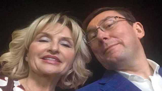 «Циничные и бесстыдные» фото Луценков с отдыха возмутили украинцев. «А Ира — красавица!»