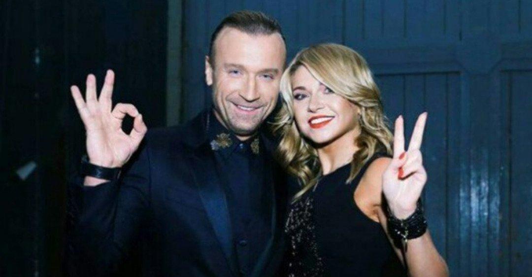 «Никого на это место не допустит»: «Жена» Олега Винника впервые рассказала об отношениях с певцом