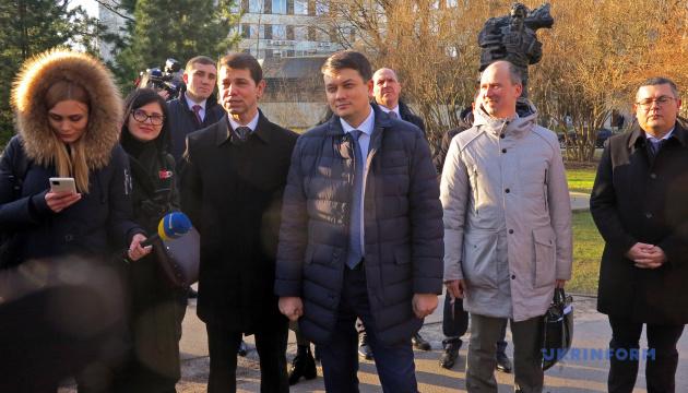 Сотрудничеству быть! В Латвии Разумков принял важное решение. Зеленский будет доволен