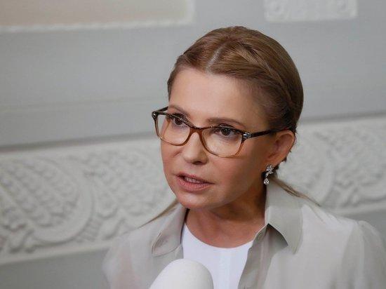 Не может даже работать: нардеп рассекретил болезнь Юлии Тимошенко