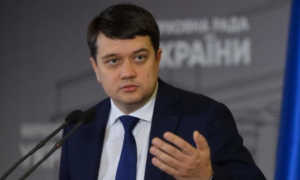 «Их судьба плачевна»: Разумков ошарашил новым заявлением: невозможно закрывать на это глаза