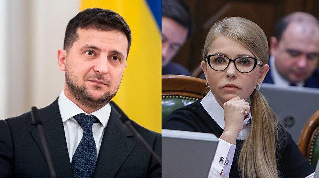 «Власть готовится провернуть» аферу века «! Тимошенко устроила истерику и набросилась на Зеленского.» Снова в оппозицию? «
